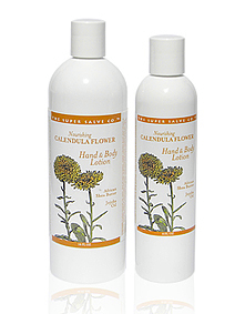 CALENDULA FLOWER HAND & BODY